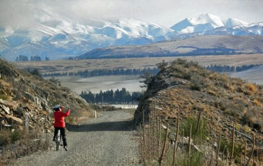 Otago Central Rail Trail RELAXED