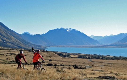 Alps 2 Ocean Trail – Self Guided Cycle Package